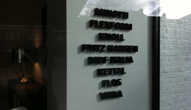 merknamen in acrylox freesletters